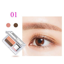 Load image into Gallery viewer, 8 Style Quick Makeup 3 Seconds Eyeshadow Double Color