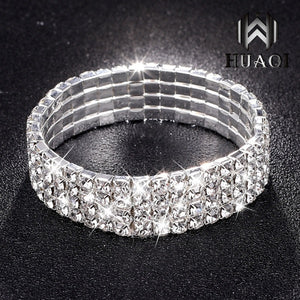 925 Sterling Silber Exquisite Damen Armband