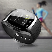 Load image into Gallery viewer, Herren Smart Bluetooth Armband Uhr für IOS iPhone und Samsung