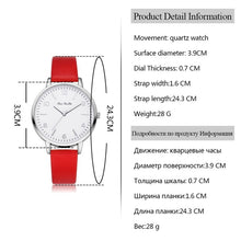 Load image into Gallery viewer, Modisch elegante Damen Quarz Armband Uhr