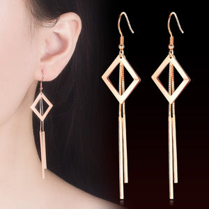 2019 new Top trendy geometric earrings for woman