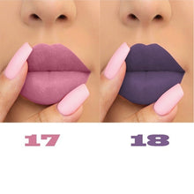 Load image into Gallery viewer, Beauty Sexy Matte Velvet Long Lasting Lipgloss Liquid Lipstick