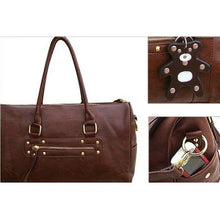 Load image into Gallery viewer, Women PU Leather Handbag Shoulder Messneger Bag Satchel Hobo Bag