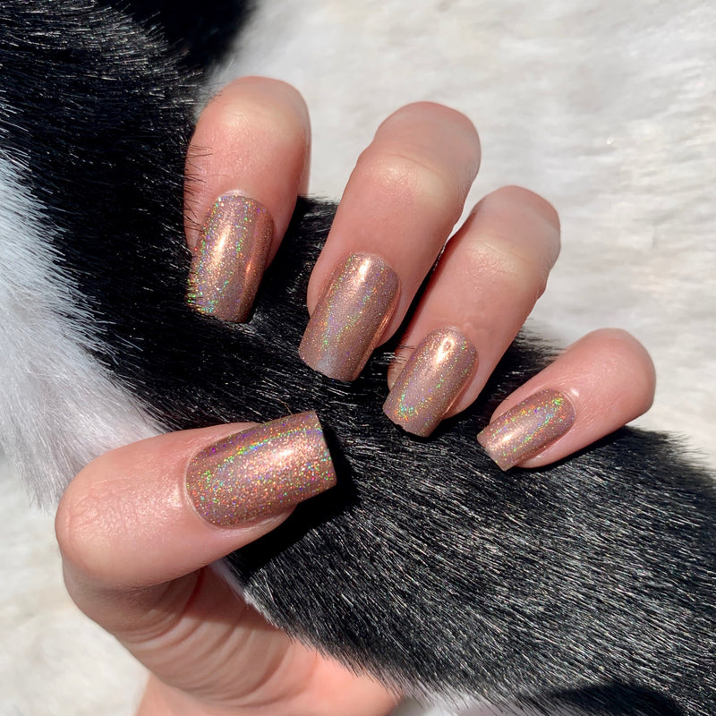 Latte Holographic