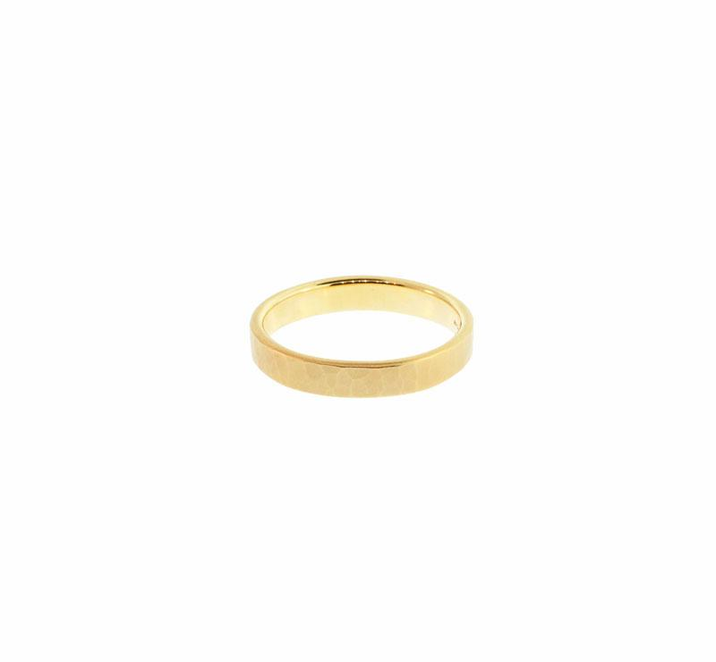 Siletz Gold Ring
