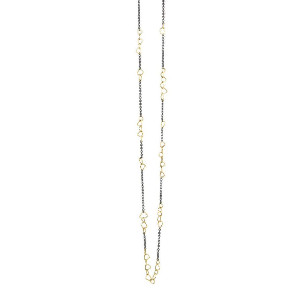 Trigon Long Chain Necklace
