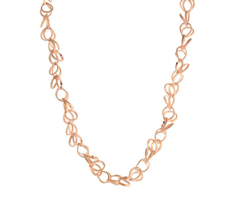 Double Link Necklace