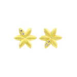 MINI PETAL STUD EARRINGS