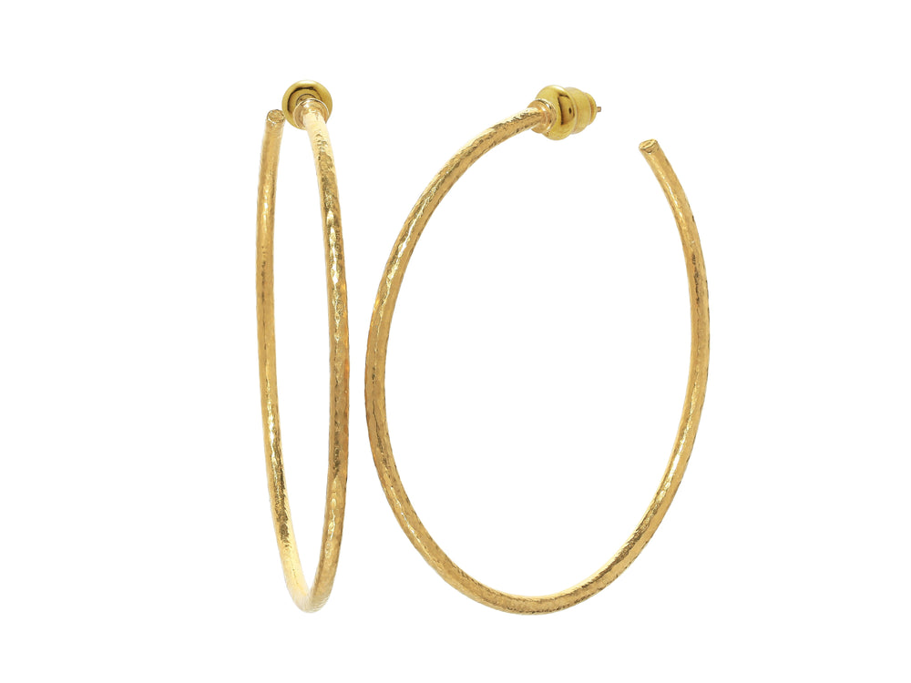 Vertigo Hoop Earrings
