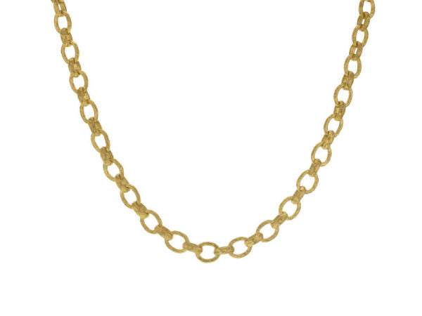"17″ ""Cortina"" Link Necklace"