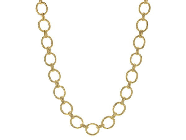 "21″ ""Positano"" Link Necklace"