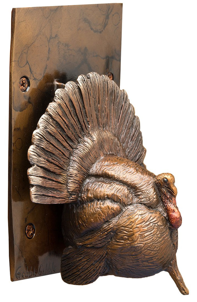 Gobble, Gobble Door Knocker