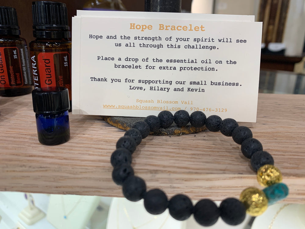 Hope Bracelet Bead Kits and Essential Oil Classes