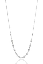 Platinum Jill Necklace