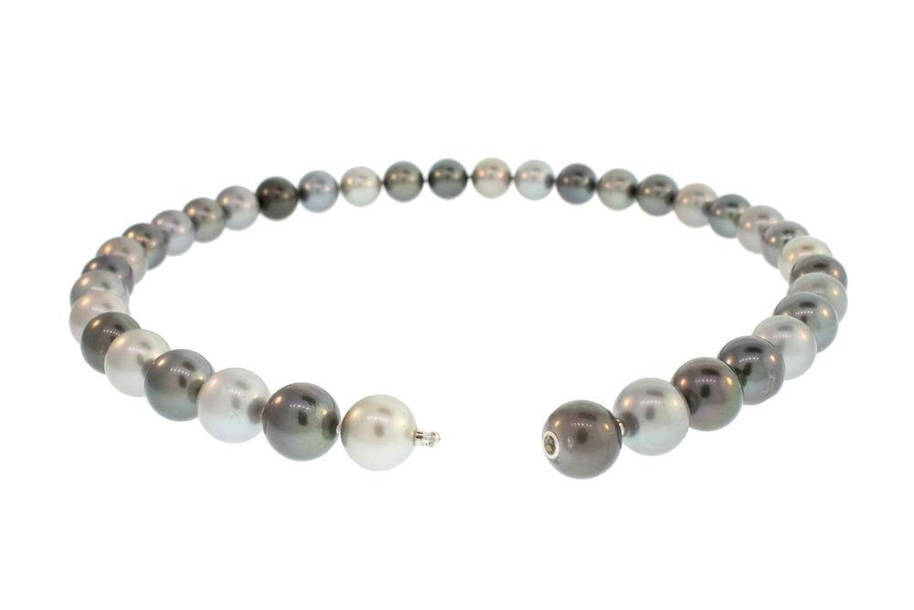 Short Tahitian Pearl Necklace