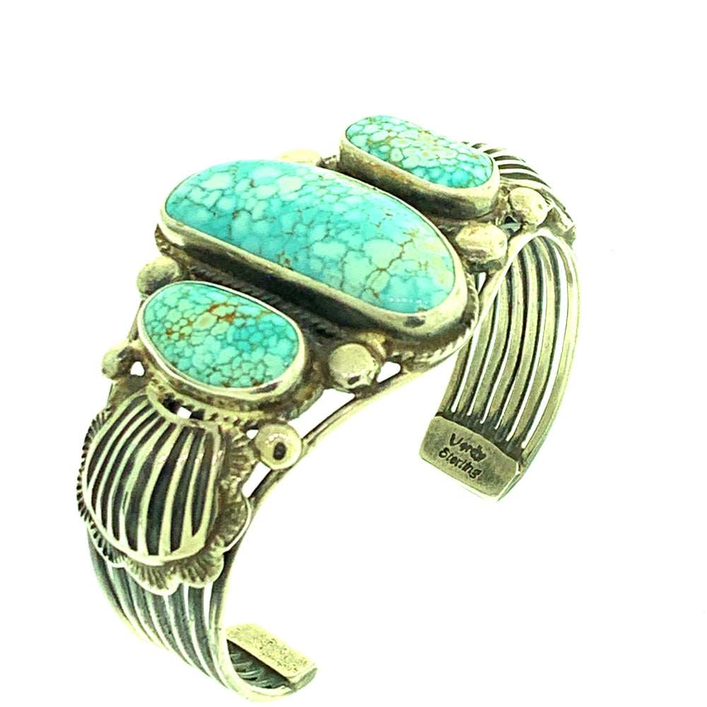 #8 Turquoise Cuff