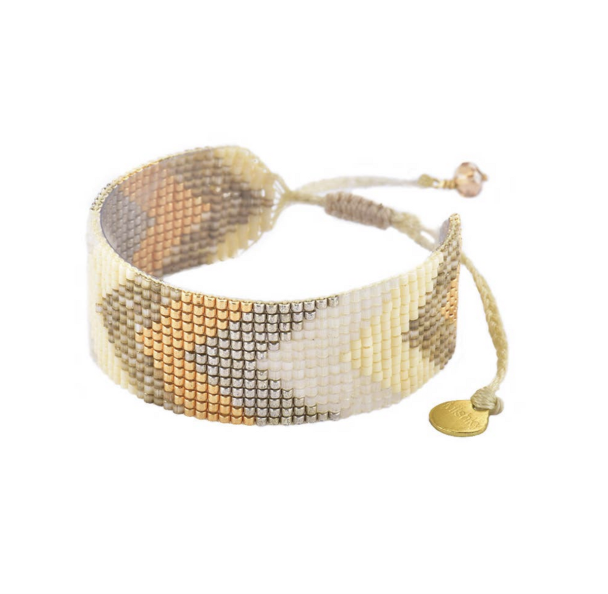 Forward Bracelet- gold