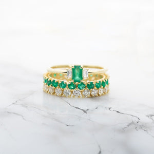 Geren in Emeralds