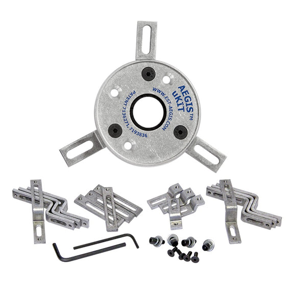 Universal Mounting Kit for Shaft Diameter 55 mm