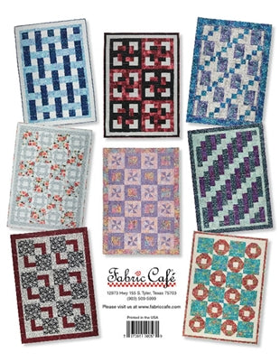 Quick As A Wink 3-Yard Quilts Book