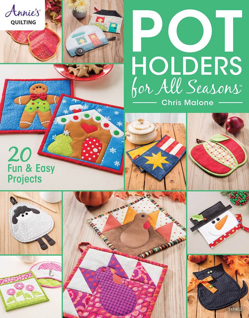 Annie's Pot Holders For All Seasons 141402