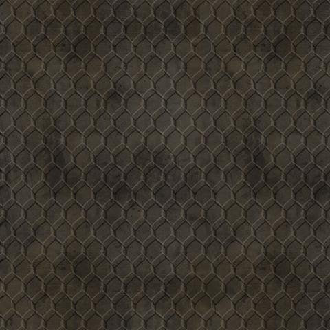Studio E Fabrics Bee Sweet Honeycomb Dark Gray 5128-90