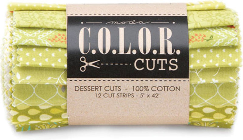 "Color Cuts Sprouts 12 5""x 44"" Strips"