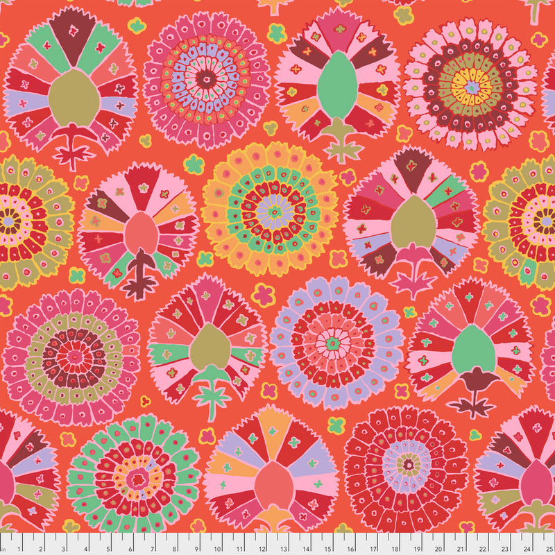 Turkish Delight Red PWGP081.Red  Kaffe Fassett Collective