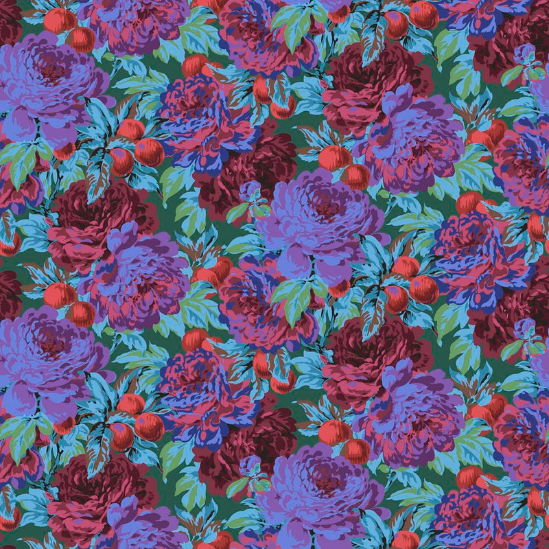 Luscious Color Dark PWJP011.Dark  Philip Jacobs For Kaffe Fassett Collective Print