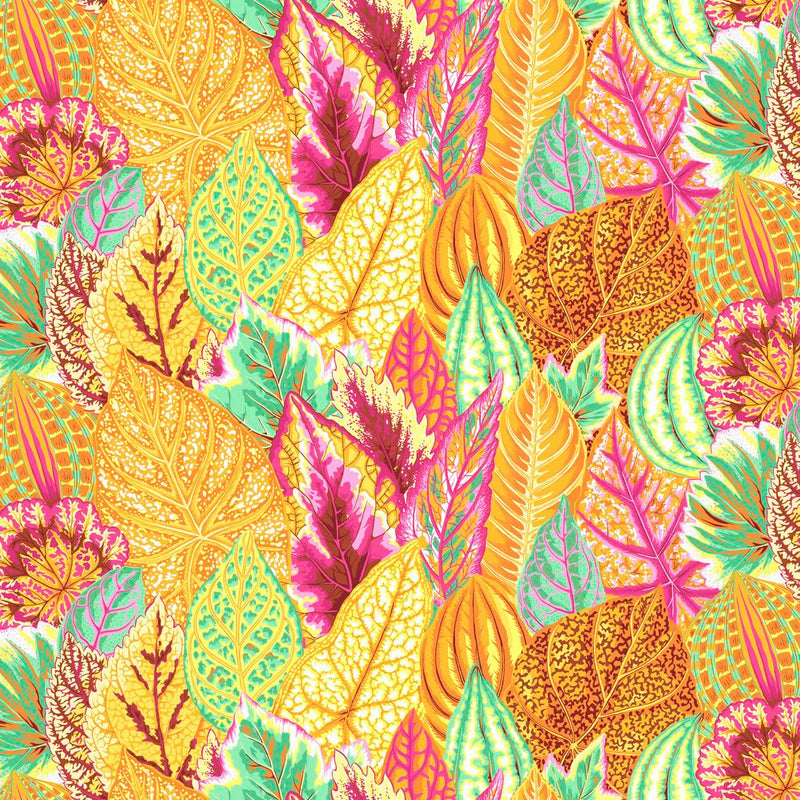 Coleus Color Yellow PWPJ030.YELLOW  Philip Jacobs For Kaffe Fassett Collective