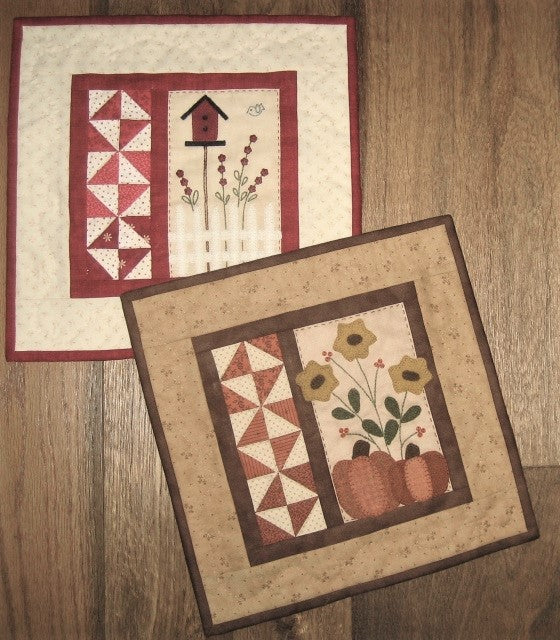Red Button Quilt Co Seasons Two Kit