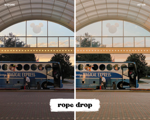 Rope Drop Lightroom Preset - Jambo Joe Presets