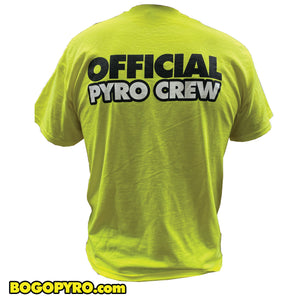 BOGOPYRO.com T-Shirt One size fits all