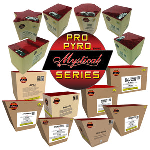 CANADA DAY PRO PYRO SERIES ULTIMATE BUNDLE