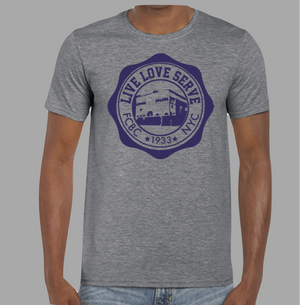 ANNIVERSARY GREY SHORT SLEEVE T-SHIRT | UNISEX  | SALE