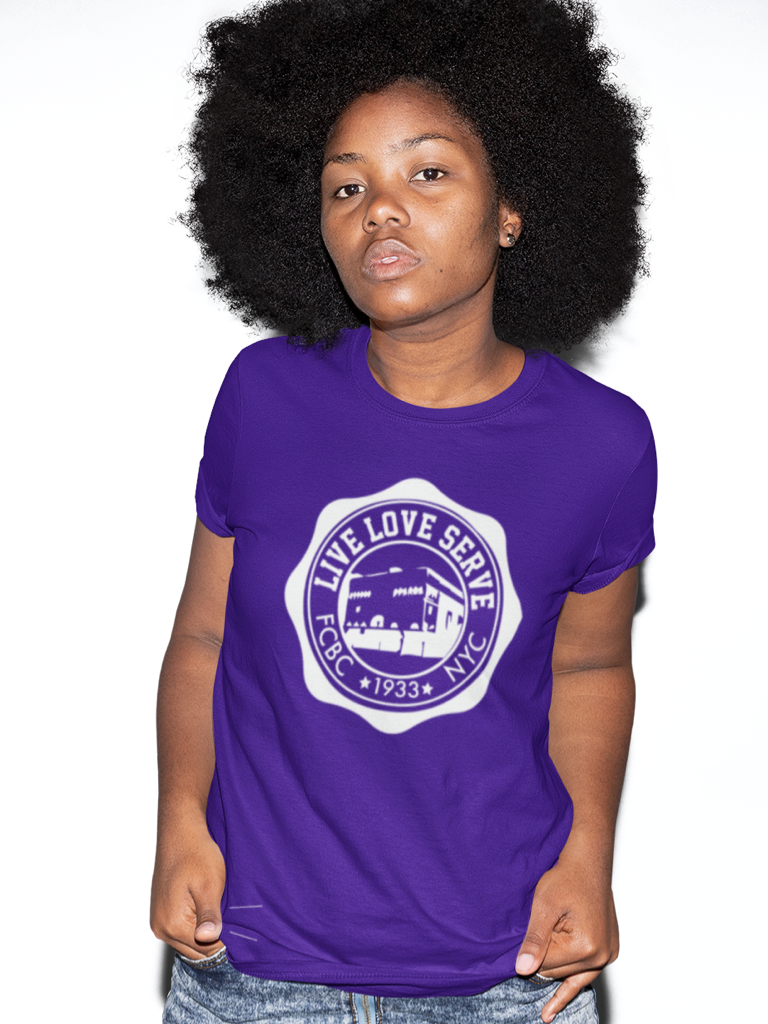 ANNIVERSARY PURPLE SHORT SLEEVE T-SHIRT | UNISEX | SALE
