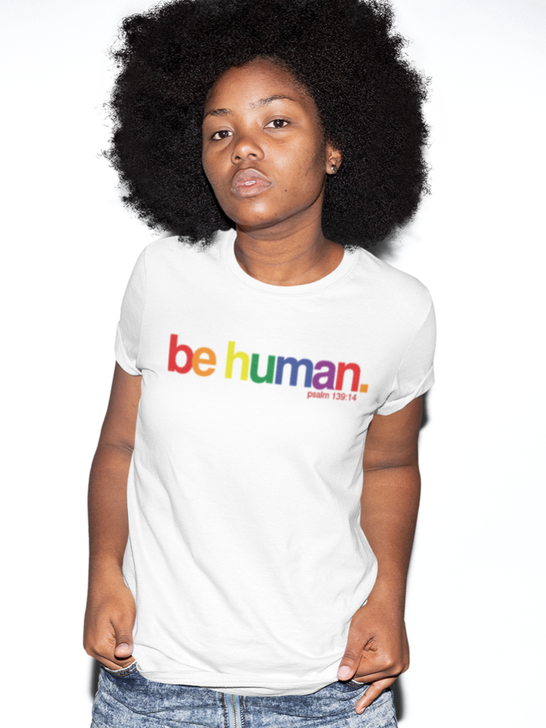 PRIDE WHITE SHORT SLEEVE T-SHIRT | UNISEX