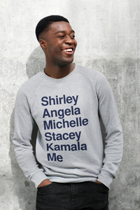 INFLUENTIAL WOMAN GREY - SWEATSHIRT | UNISEX