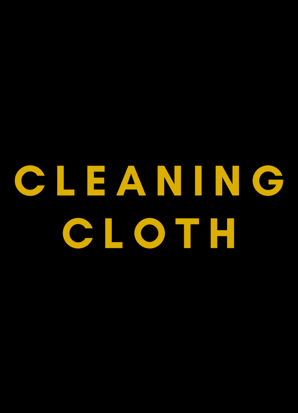 Plain Cleaning Cloth