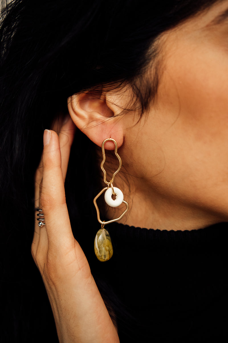 Zenise Drop Earrings