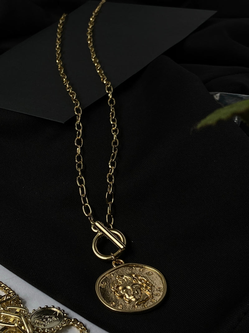 Zola Coin Necklace