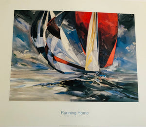Running Home by William Bond