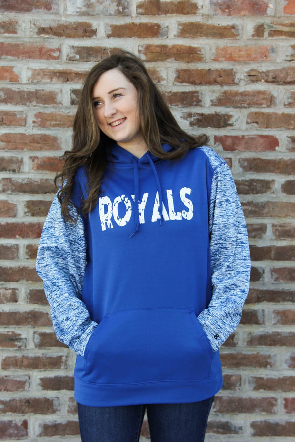 Royals Hoodie-Unisex Darling Custom Designs