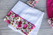 Floral Newborn Keepsake Set