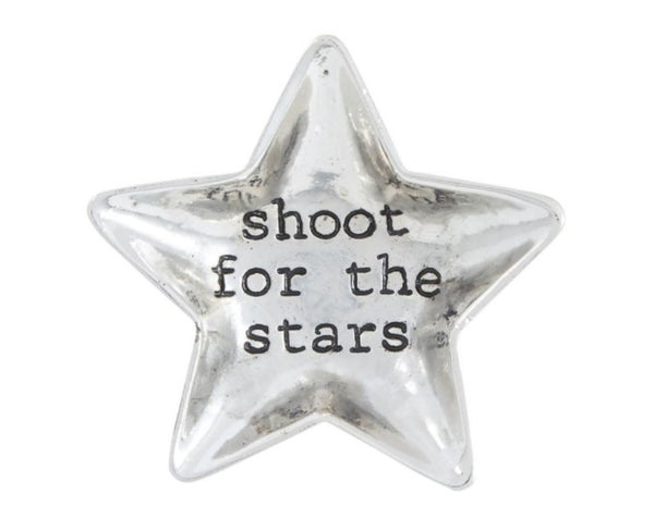 Mud Pie Graduation Trinket Dish Shoot for The Stars 42100004S