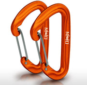 HangTight Hammock Straps With Carabiners