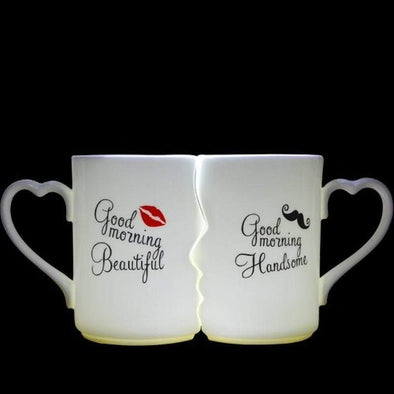Couple Ceramic Mugs