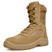 Load image into Gallery viewer, Coyote A3 Combat Boot