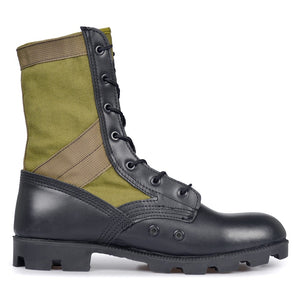 Olive Green Jungle Boot