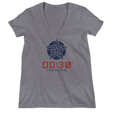 Load image into Gallery viewer, Women's OD:30 Fashion Deep V-neck Tee